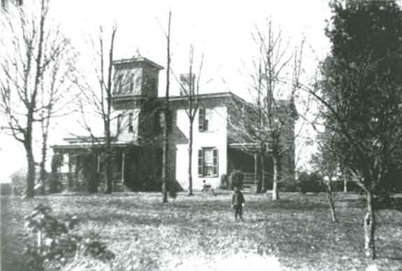 Bleak House In 1858